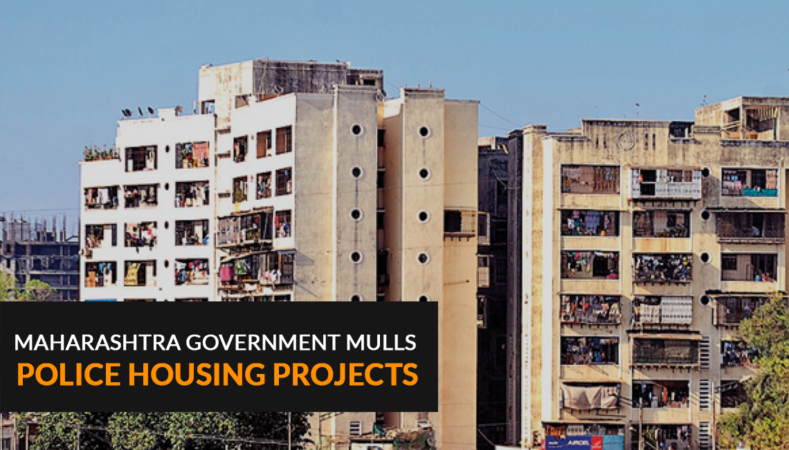 Maharashtra government mulls police housing projects in big cities