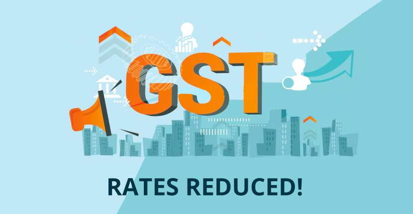 Deduction in GST rates cut to 5% on under-construction properties