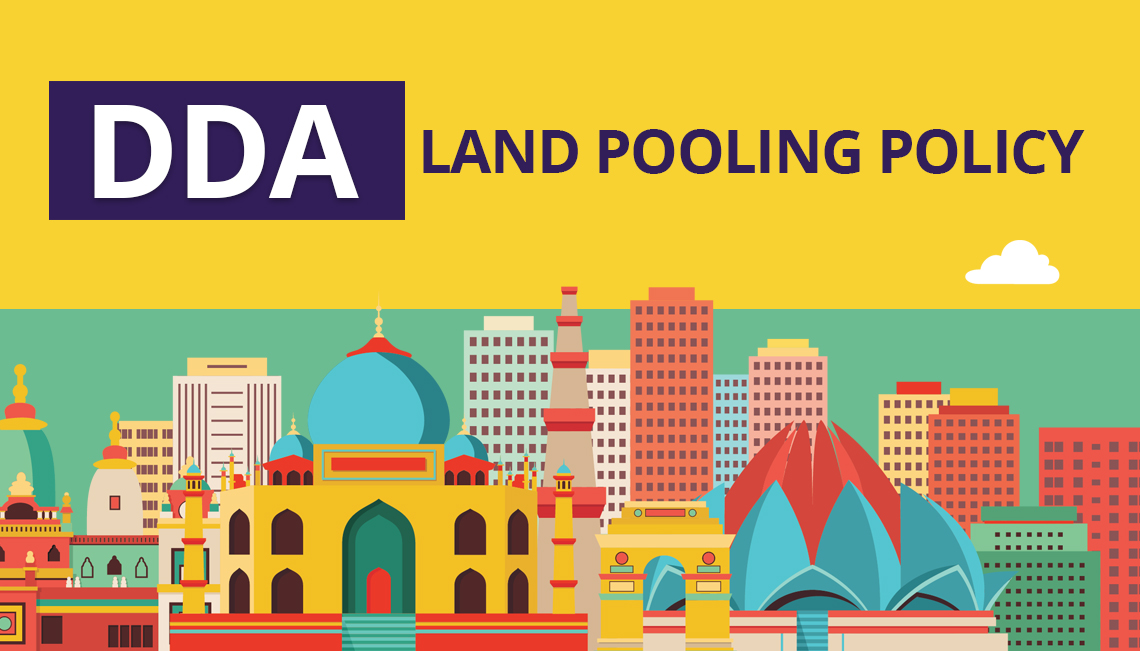 What is DDA Land Pooling policy