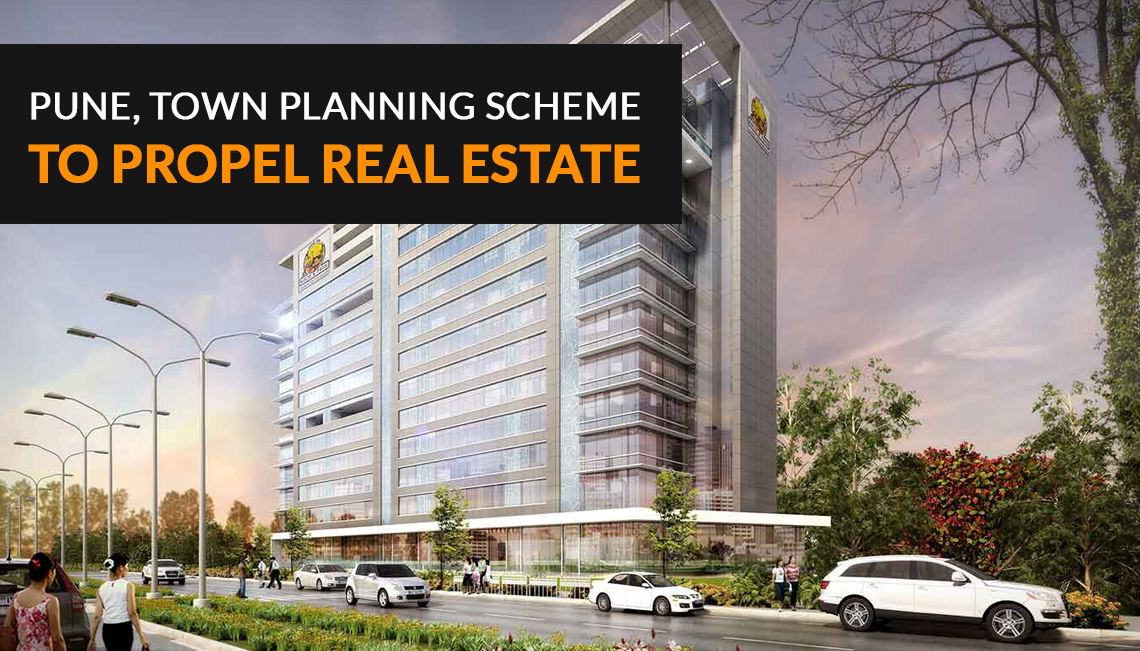 Pune : Town planning scheme to propel real estate