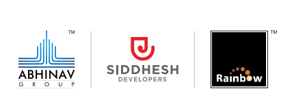 Abhinav Group and Siddhesh Developers and Rainbow Housing