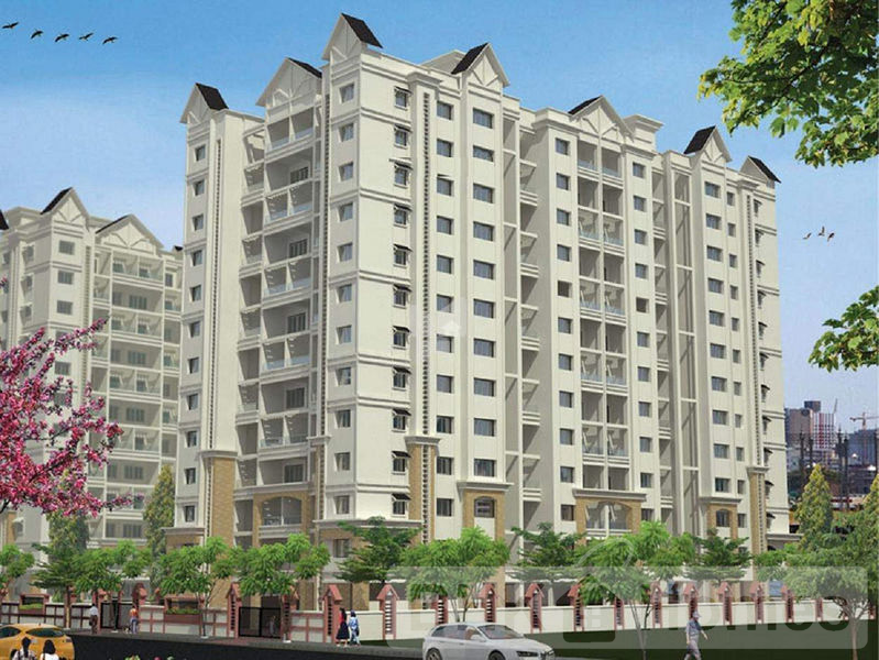 3 BHK flat for sale in Kumar Picasso Phase II