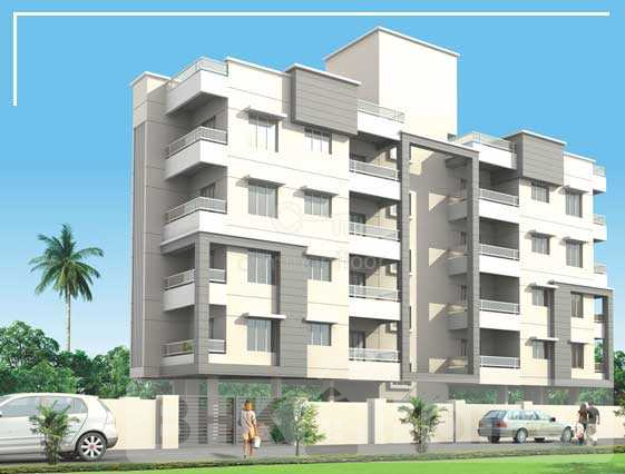 2 BHK Apartment for Sale in Dapodi