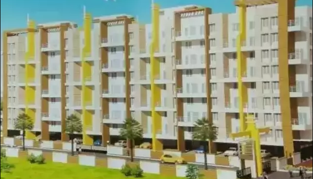 3 BHK 1130 Sq. ft Apartment for Sale in Wagholi, Pune