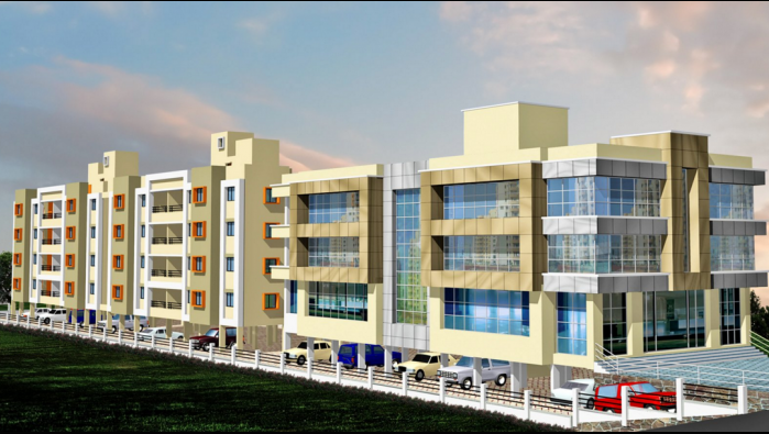 2 BHK 1146 Sq. ft Apartment for Sale in Hadapsar, Pune