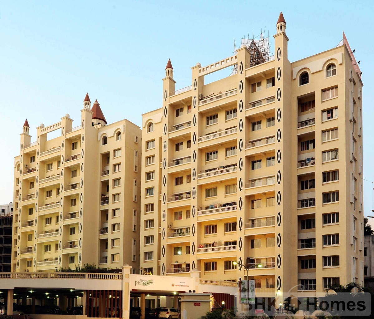 2 BHK flat for sale in Kumar Palmgrove