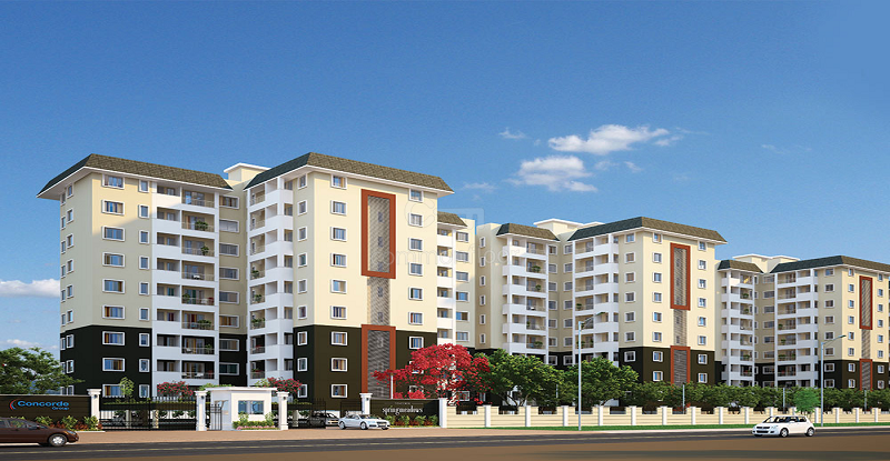 3 BHK Apartment for Sale in Tumkur Road