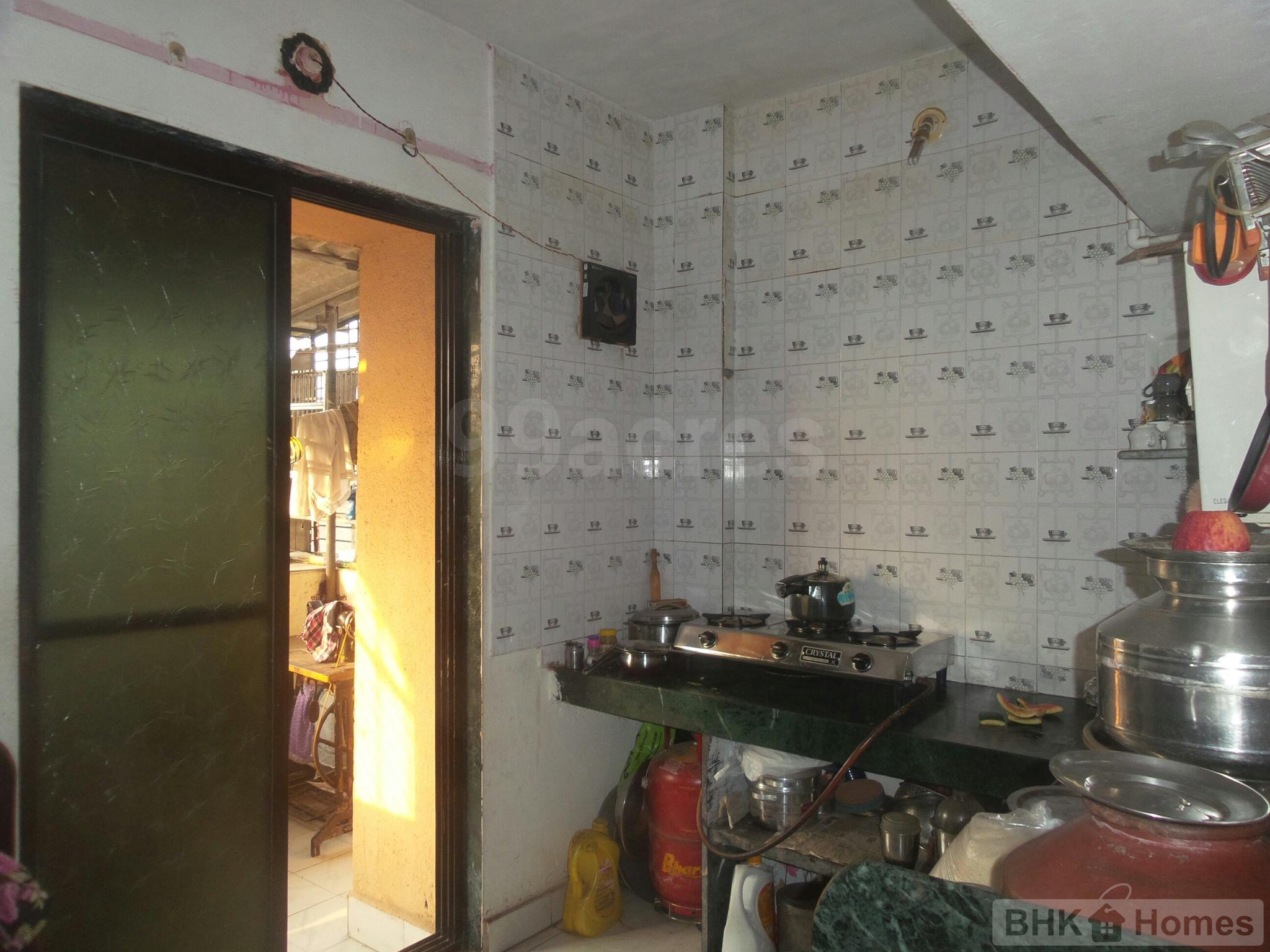 1 BHK  Apartment for Sale in   Badlapur (East)