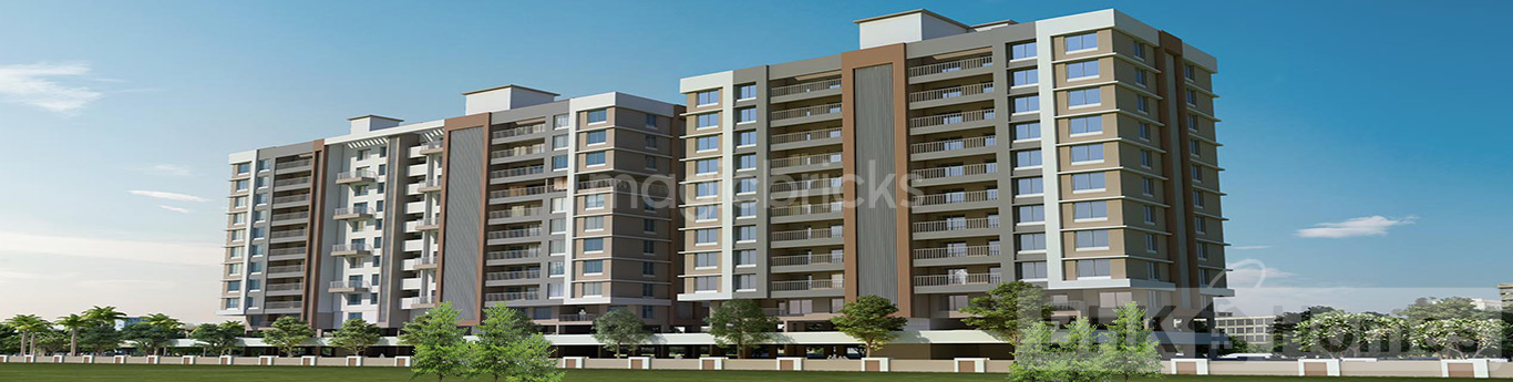 1 BHK Flat for sale in Wakad
