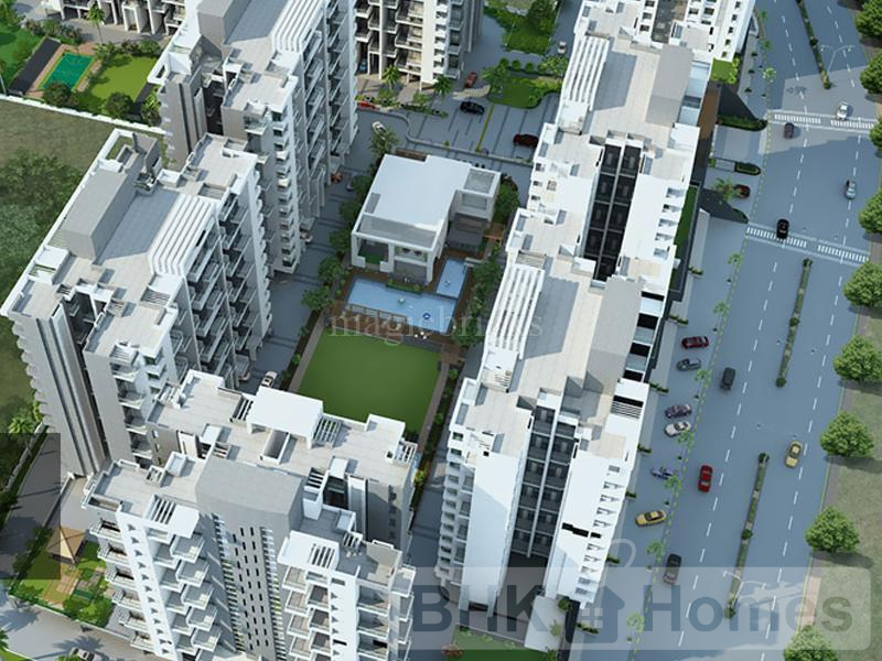 2 BHK Flat for sale in Tathawade, Pune