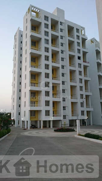 2 BHK Residential Apartment for Sale in Pirangut