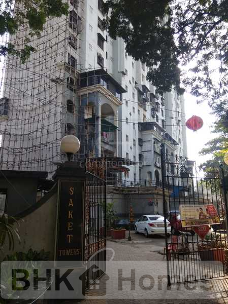 1 BHK Apartment for Sale in Thane West