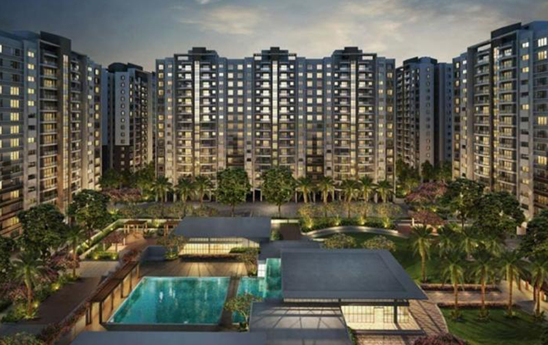 Megapolis Smart Homes IV