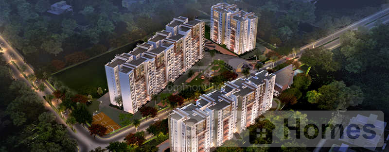 3 BHK Apartment for Sale in Whitefield