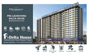 1 bhk and 2 BHK Fully Air conditioned Apartment in goregaon east