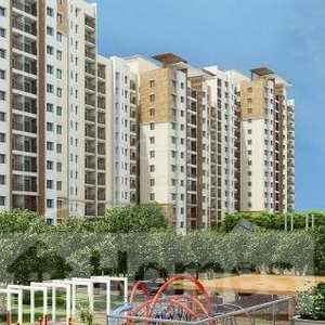 3 BHK flat for sale in Brigade Lakefront - Amber Block