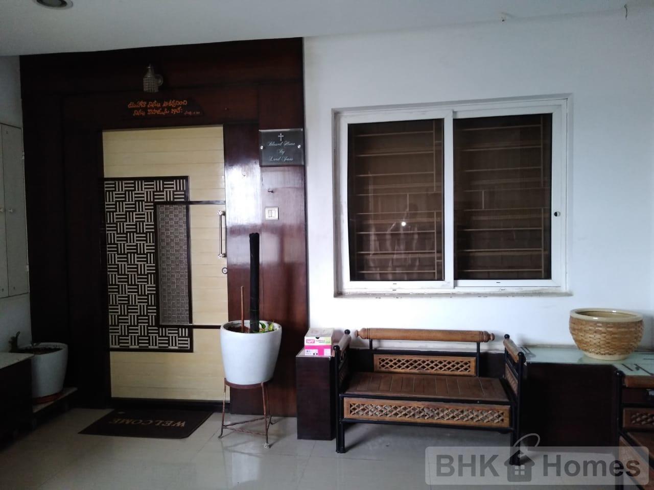 3 BHK  Apartment for Sale in  P Janardhan Reddy Nagar