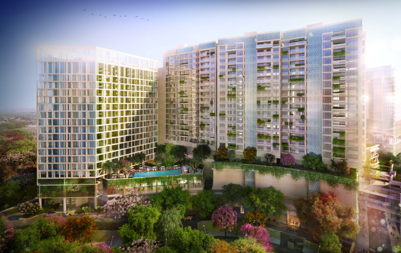 Bhartiya City Leela Residences