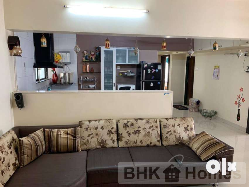 3 BHK Furnished Resale Flat for Sale