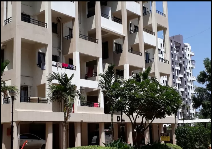2 BHK , 762 sq. ft. Apartment for Sale in Wakad, Pune