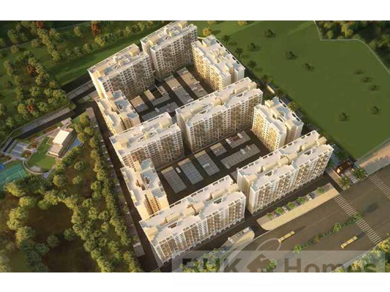 2 BHK Flat for sale in Shirgaon, Pune