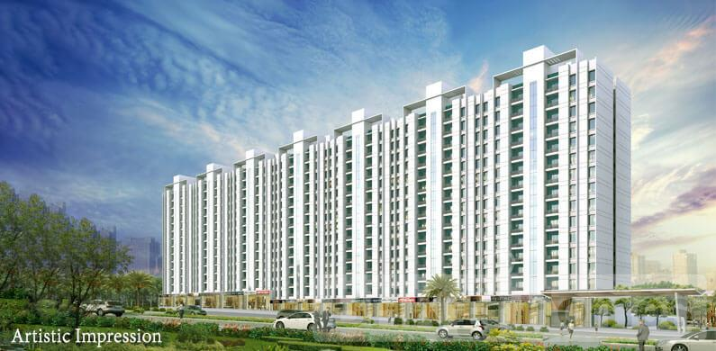 Megapolis Smart Homes VI Saffron