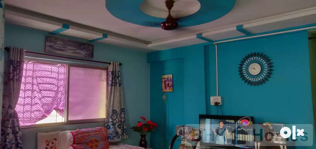 2BHK flat of 10 years old for resale in Dapodi
