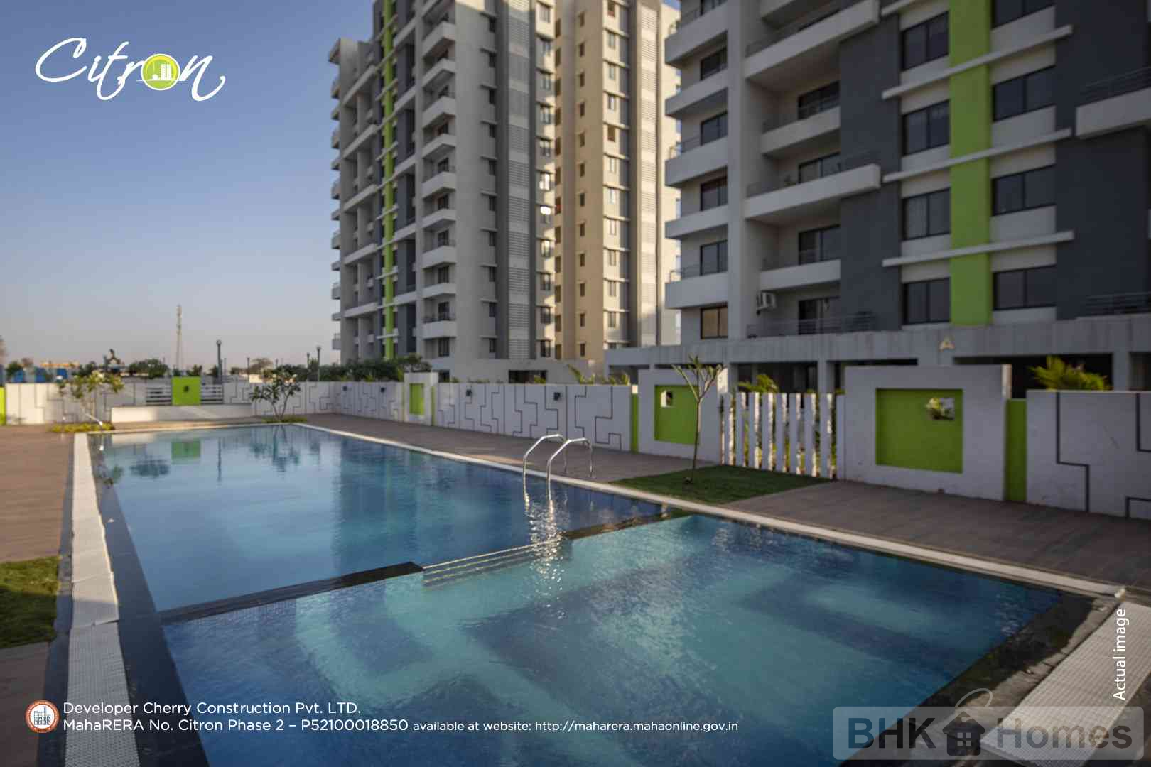 1 BHK Resale Apartment for Sale at  Wagholi