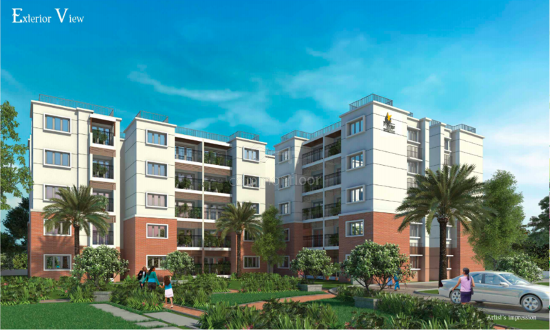 4 BHK Apartment for Sale in Thanisandra Main Road