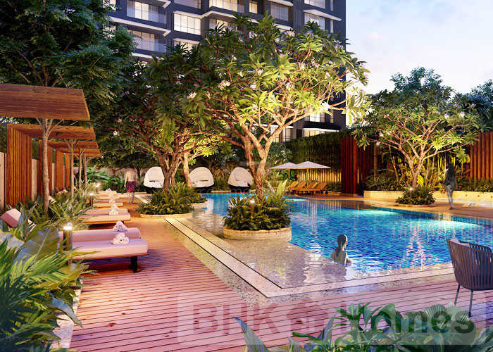 2 BHK Apartment for Sale Kalpataru Magnus in Bandra East
