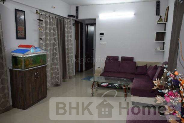 2 BHK 842 Sq-ft Flat/Apartment