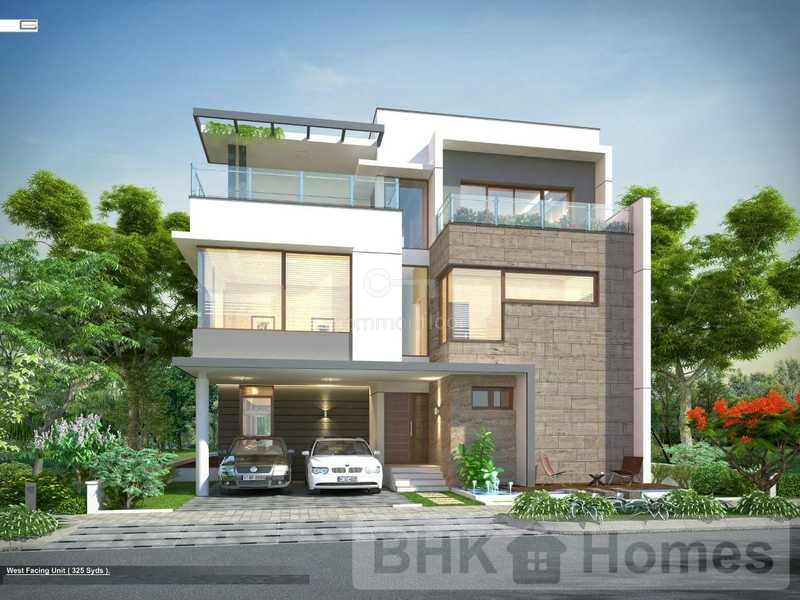 4 BHK  Apartment  for Sale in Shaikpet