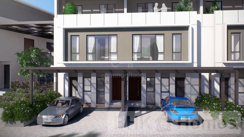 4 BHK Villa for Sale in Hennur