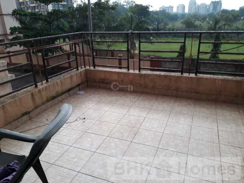 1 BHK Apartment for Sale in Borivali West
