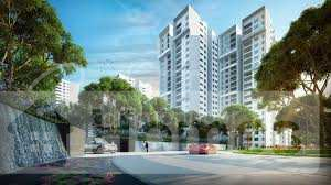 2 BHK Apartment for Sale  in Hosa Road