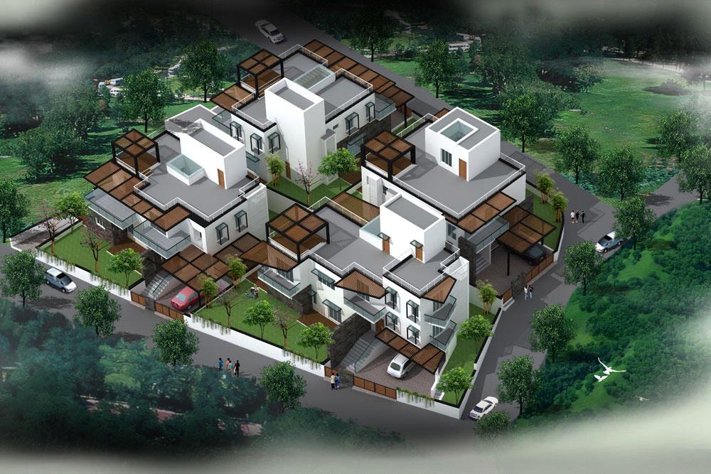 Eminent Four - Villas