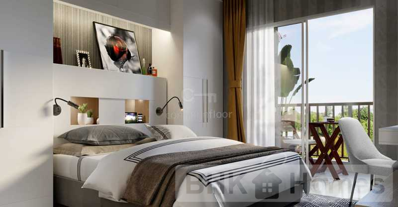 1 BHK Apartment for Sale in Thanisandra Road