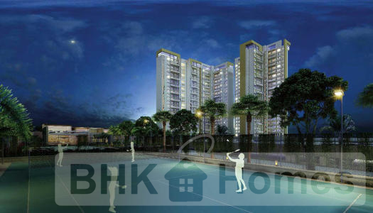 2 BHK Residential Apartment for Sale in Kalpataru Paramount, Thane West