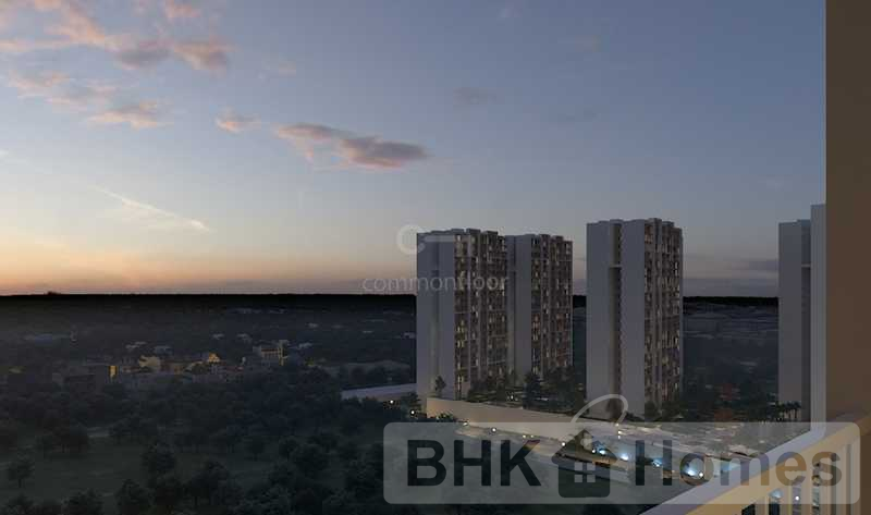 2 BHK Apartment for Sale in Thanisandra Road