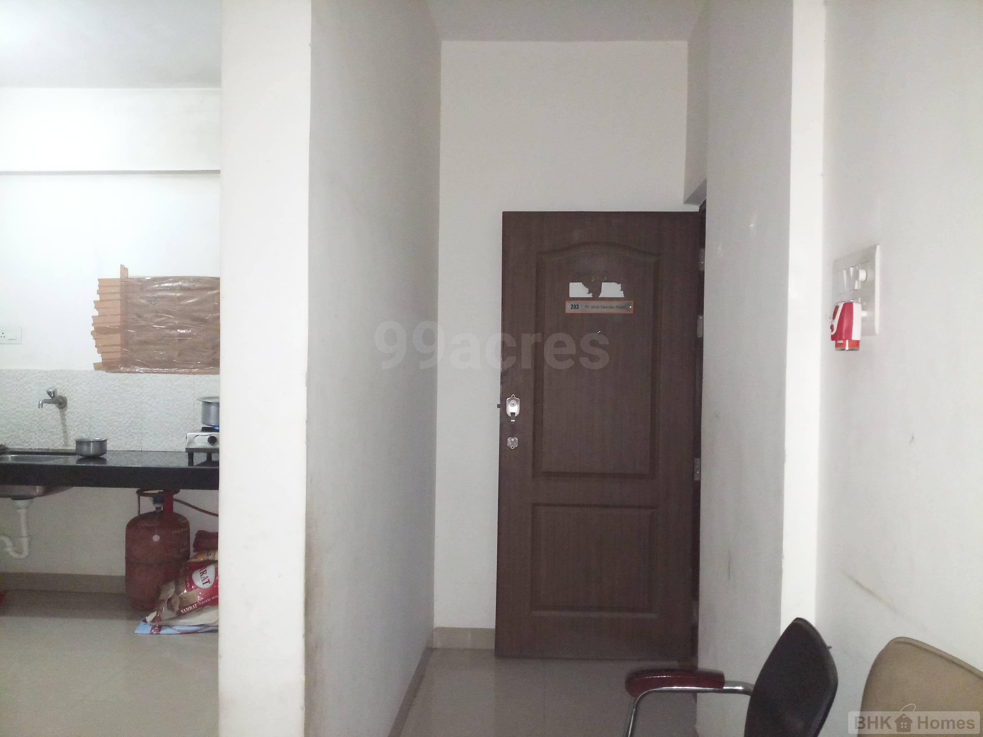 1 BHK  Residential Apartment for Sale in Pisoli