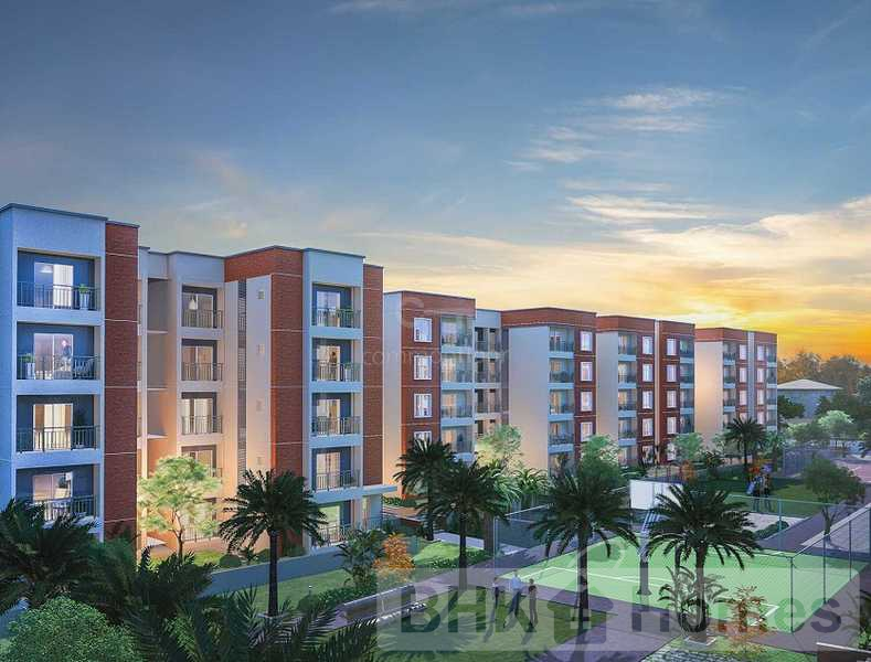 2 BHK Apartment for Sales in Thanisandra Main Road