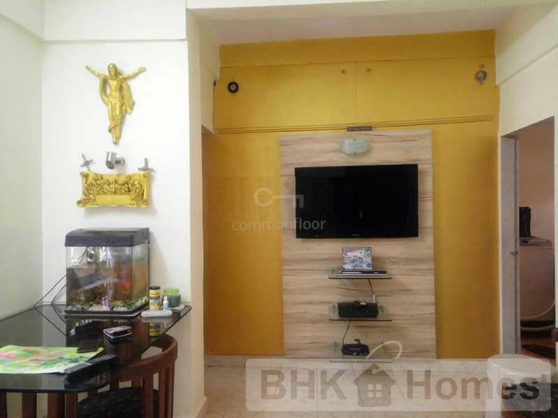 1 BHK Apartment for Sale in Kandivali West