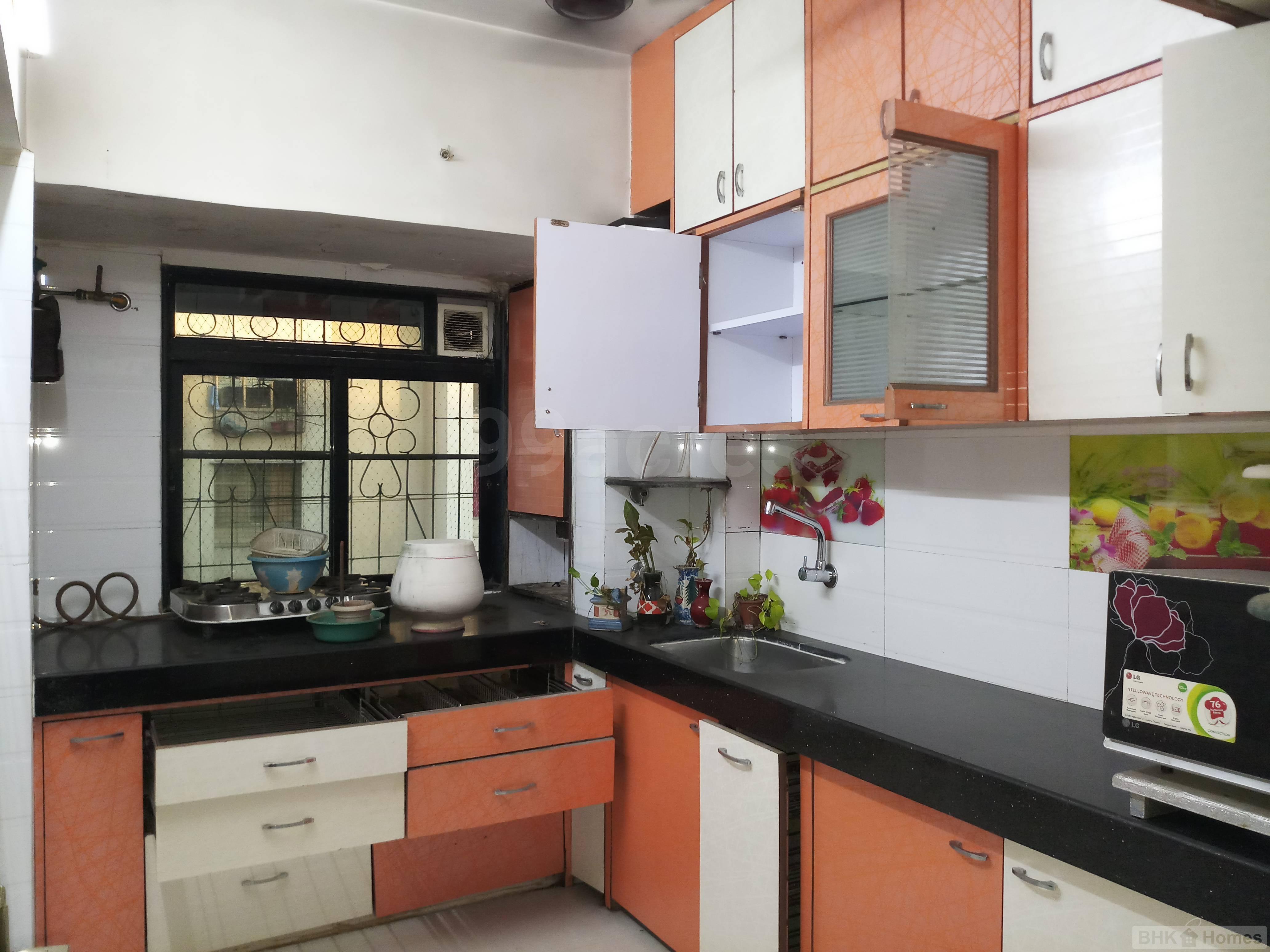 1 BHK Residential Apartment for Sale in HDIL Dheeraj Upvan, Borivali (East)