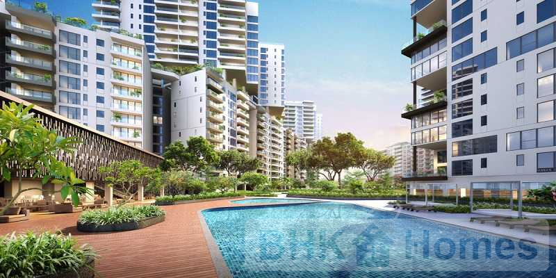 3 BHK Apartment for Sale in Hebbal