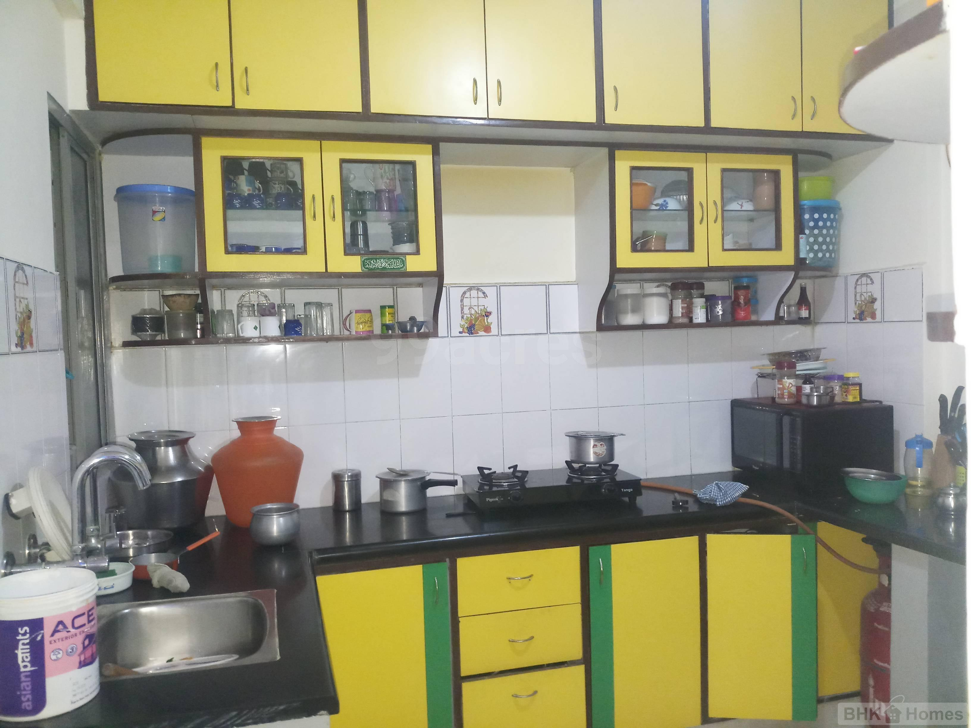 2 BHK  Residential Apartment for Sale in Aakar Residency