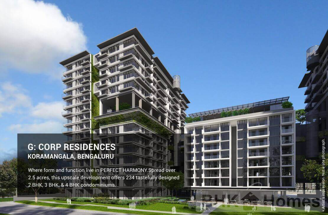 G:Corp Residences