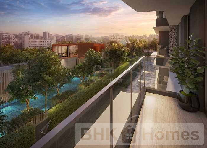 3 BHK Apartment for Sale in Bandra East