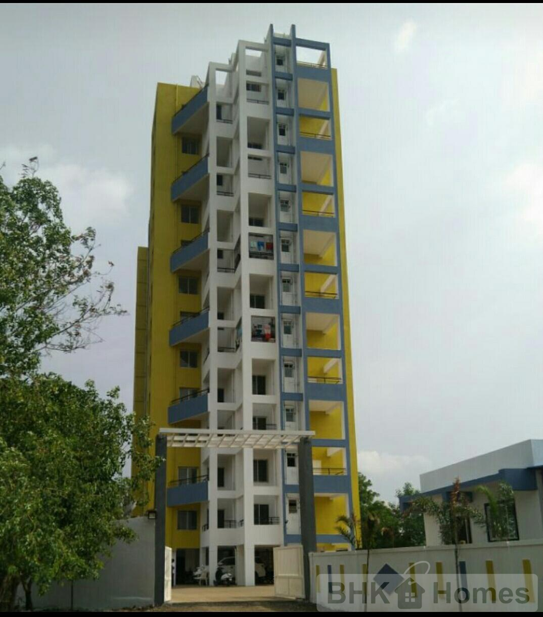 1 BHK Residential Apartment for Sale at Pirangut