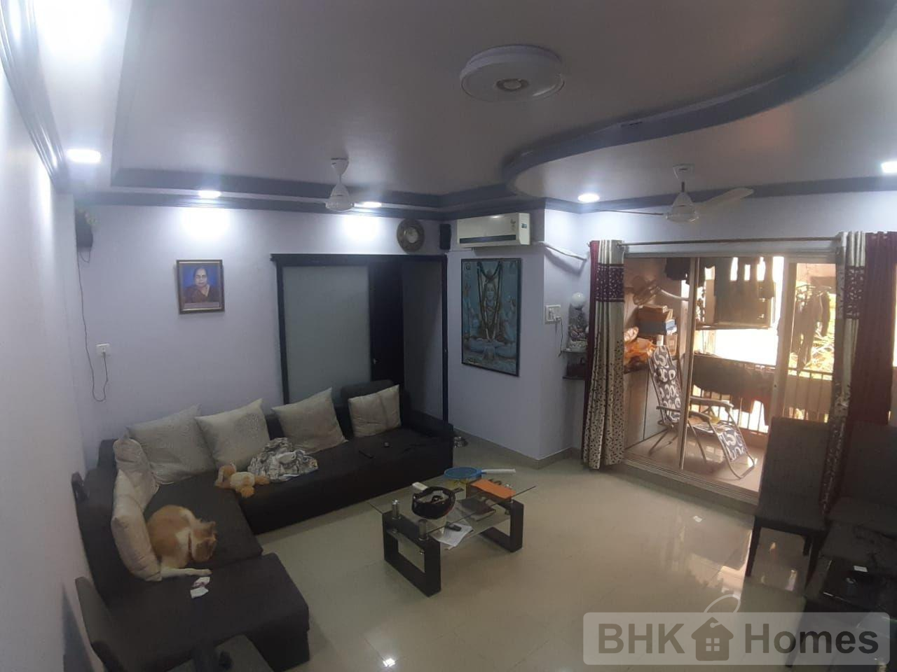 2 BHK  Apartment for Sale in   Kandivali (West)