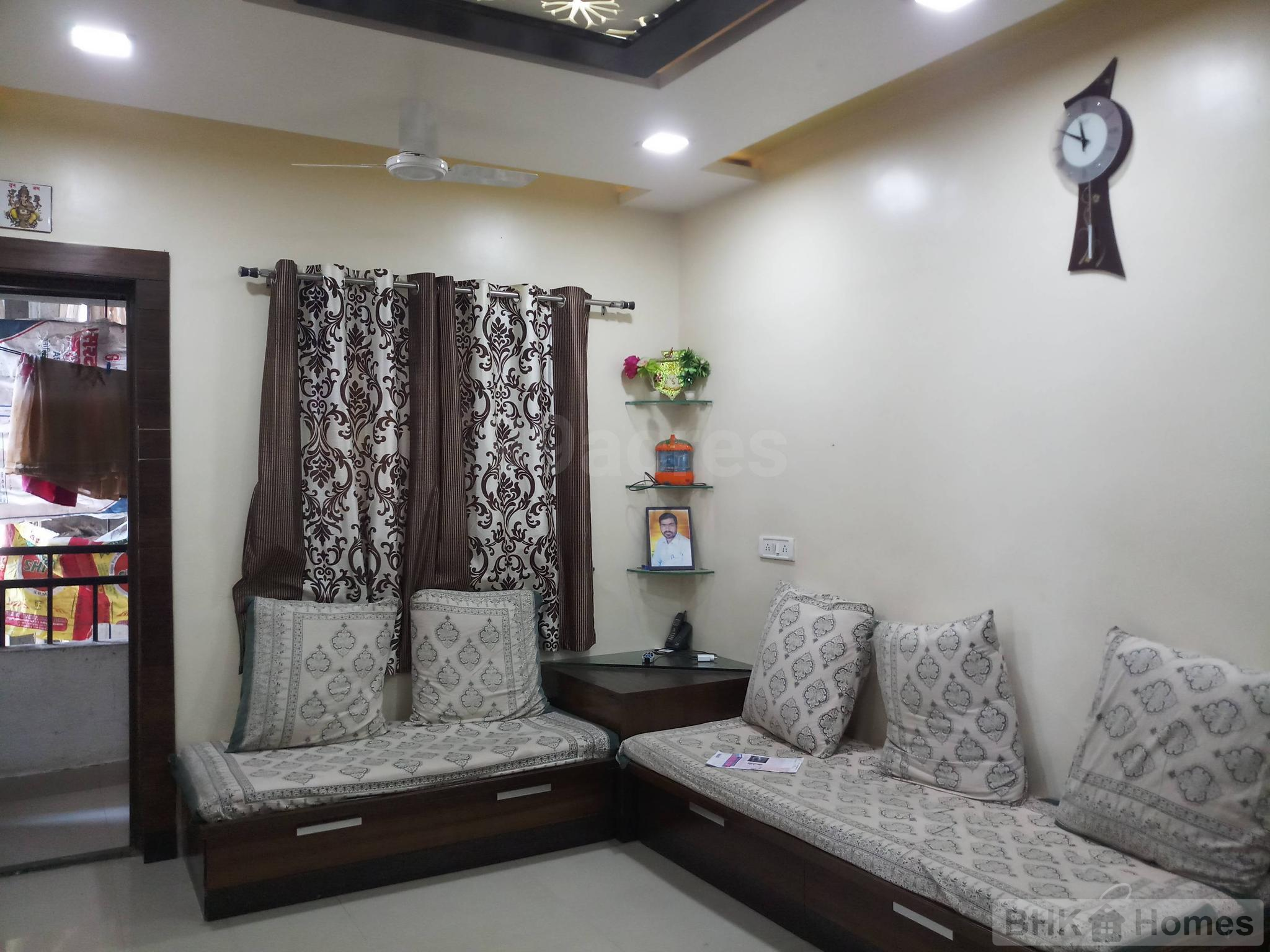 1 BHK Resale Apartment for Sale at Budruk, Pune